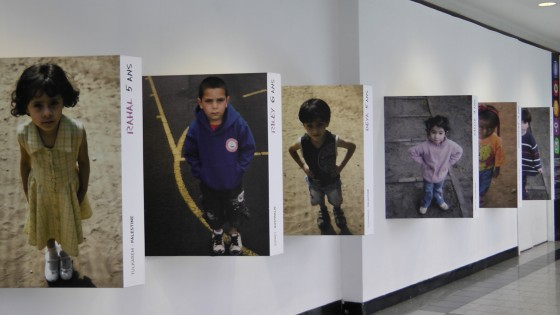 Some more children from the exhibit.