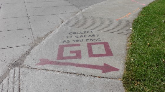 Street Art in Westmount