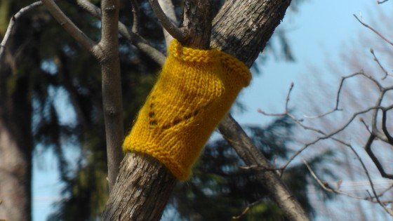 Madeleine Pippa Bartlett, Tree-sweater, 2012