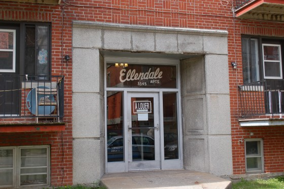Ellendale Apartments on Ellendale