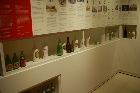 Installation view of Dites Donc Dow! at the Carrefour d'innovation INGO