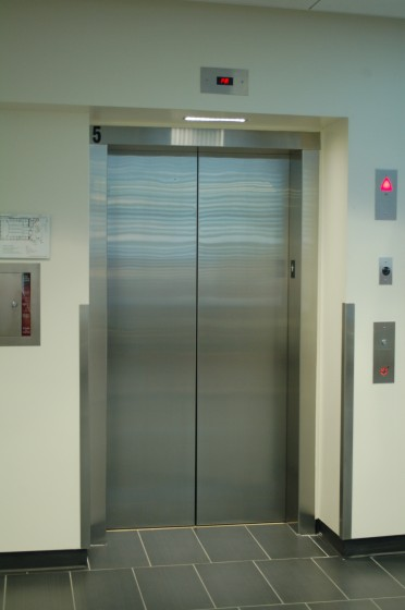 Another elevator in Montreal