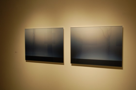 Henri Venne, I'll Keep You There… So Long (diptych), digital print mounted under plexiglass, 67cm x 183cm, 2012