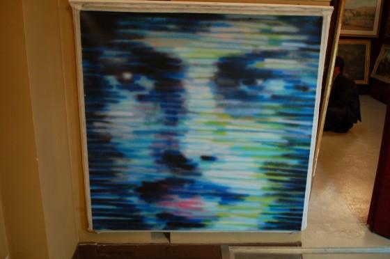 Zilon, Se dire adieu at the Iegor - Hôtel des Encans auction June 19, 2012. Sold for $1,793.61