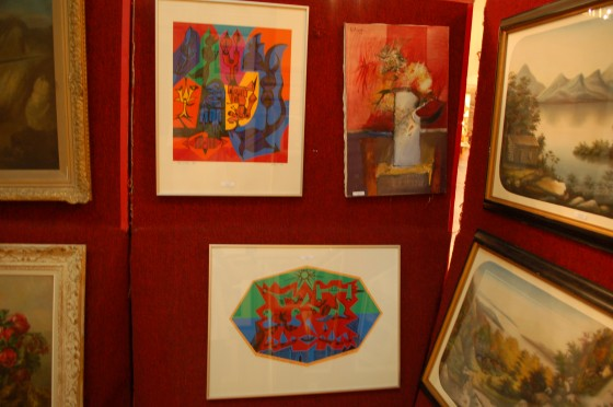 Alfred Pellan prints at Iegor - Hôtel des Encans, June 19, 2012