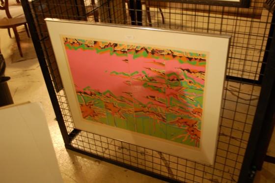 Jacques Hurtubise, Citrique at Iegor - Hôtel des Encans June 19, 2012. Sold for $1,655.64