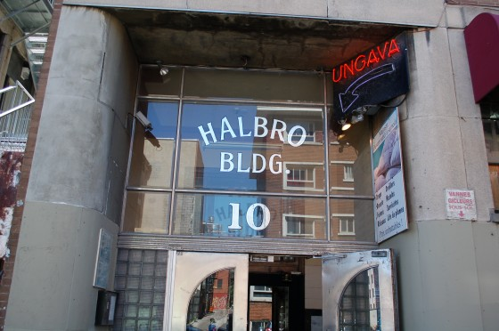 The Halbro on Pine O