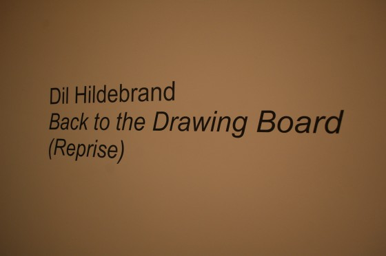 Dil Hildebrand, Back to the Drawing Board (Reprise), Pierre-François Ouellette art contemporain, Installation view